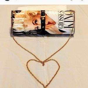 Handbags - Magazine Clutch Purse